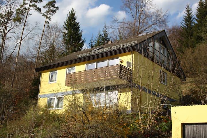 Ferienwohnung Schwäbische Alb - Burladingen - Appartement