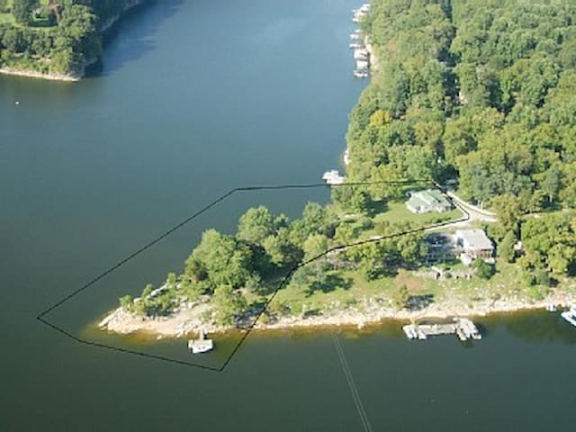 Haddix Point Hideaway - Lake Access - Harrodsburg - Hus