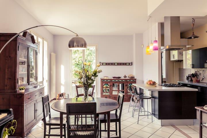 b&b a casa di Sergio vicino a bologna - Sasso Marconi - Bed & Breakfast