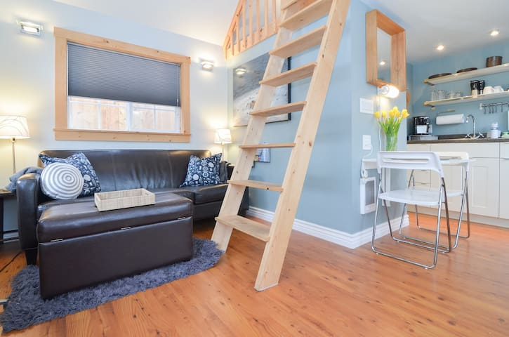 Enjoy Seattle in Your Mini-Home! - シアトル - 一軒家