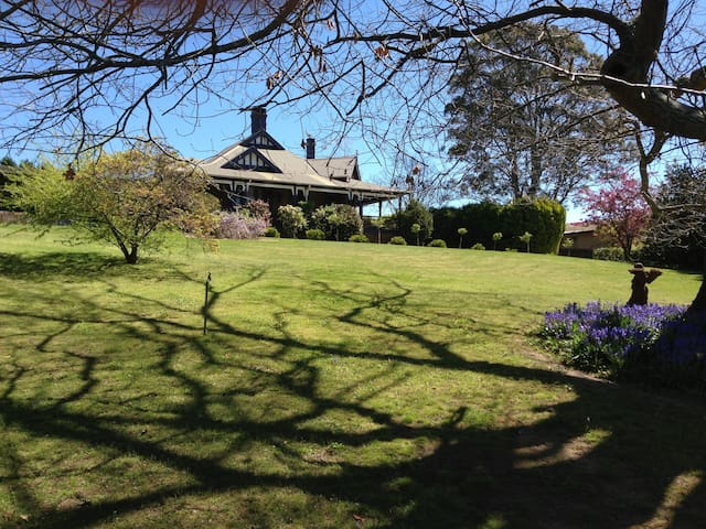 The Old Nunnery The Renaissance  - Moss Vale - Bed & Breakfast