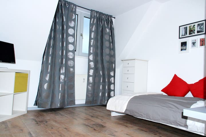 Apartment für 1 Person - Mannheim - Huoneisto