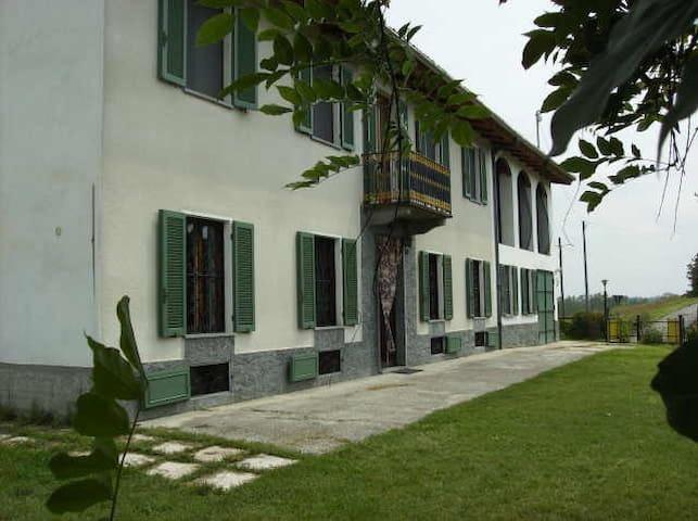 The Professor's home - Roatto - Huis