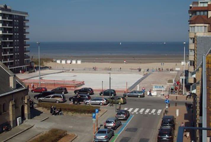 Piso con vistas al mar Nieuwpoort - Nieuwpoort - Departamento