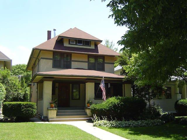 Antique Filled Home - Oak Park