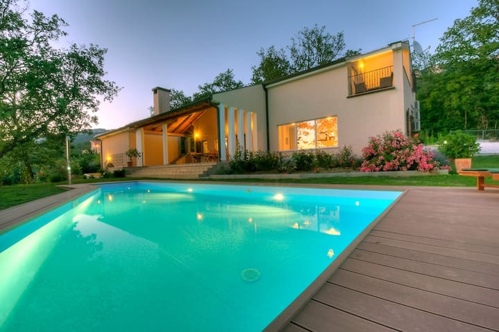 Charming villa in central Istria - Buzet - 獨棟