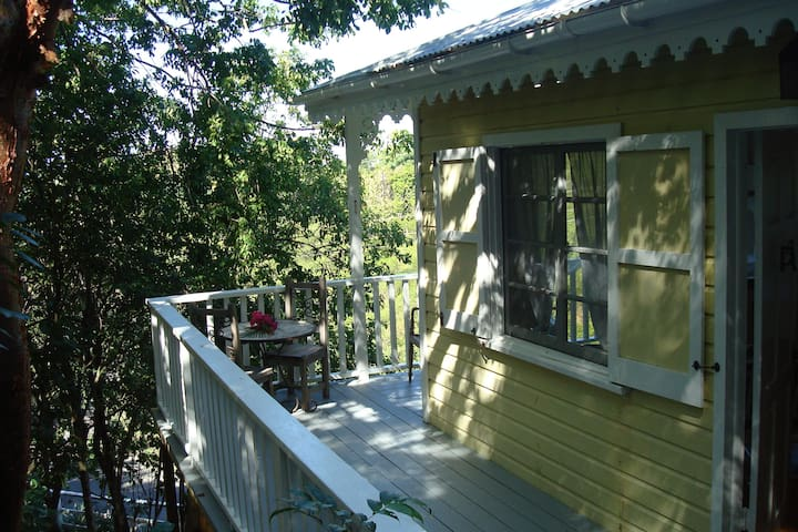 Treehouse at Galley bay Cottages - Five Islands Village