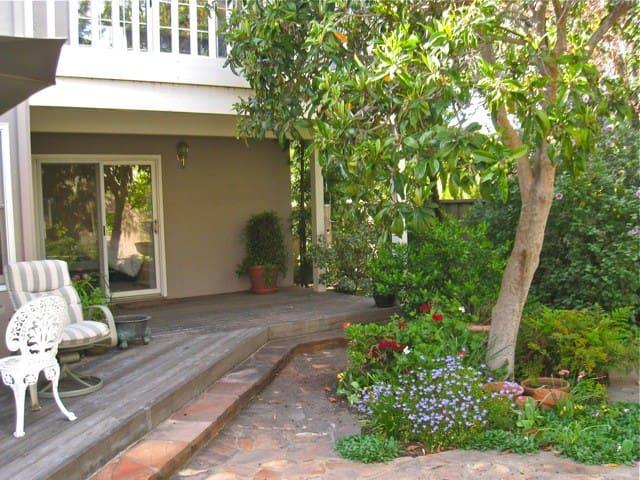 Private entrance/walk to Stanford - Menlo Park - Apartment