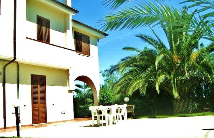 HOLIDAY HOUSE SALENTO NEAR OTRANTO - Martano - Villa