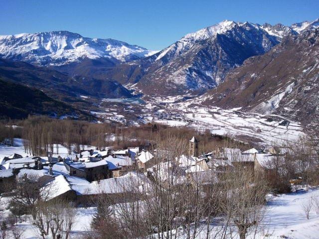 Apto con Encanto en Pirineos Cerler - Cerler - Apartament