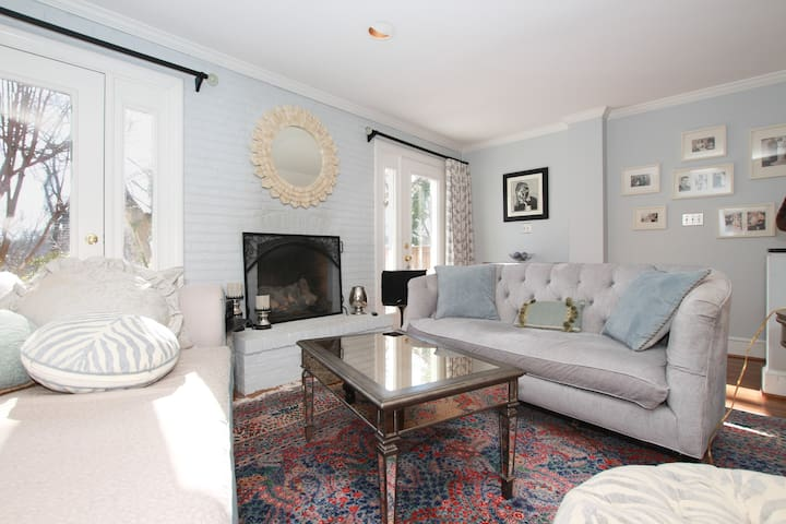 Comfort & Charm in Georgetown - 3BD - Washington - Casa