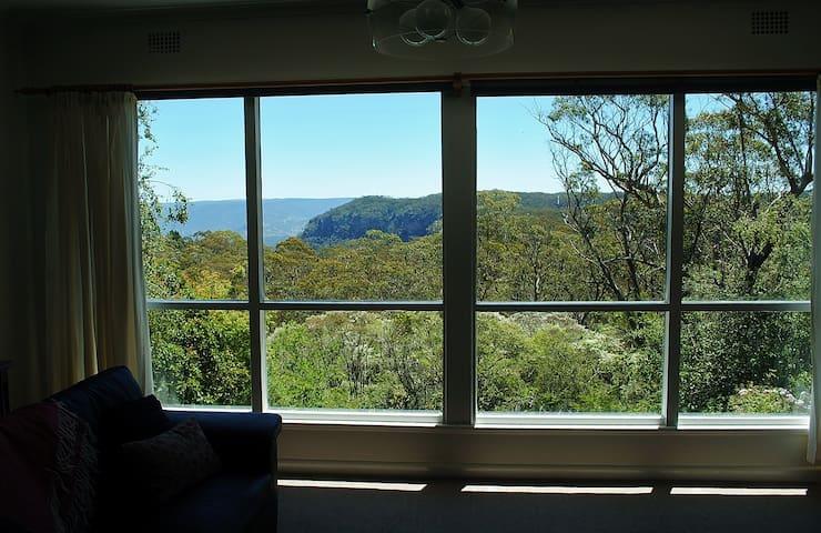 Aurora - Beautiful view - Katoomba - Casa
