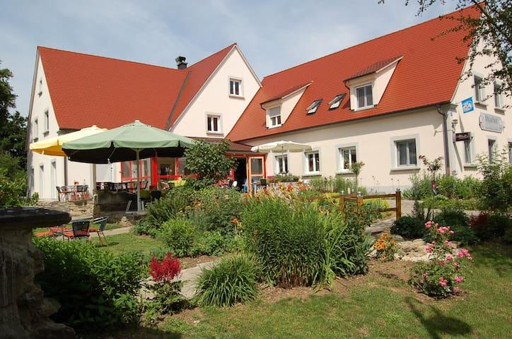 Der Moarhof im Altmühltal  - Dittenheim - Гестхаус
