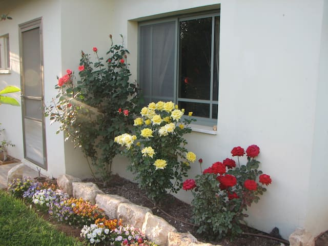 GIVAT HAYYIM IS A RURAL PEACEFUL PL - Givat Haim meuchad - House