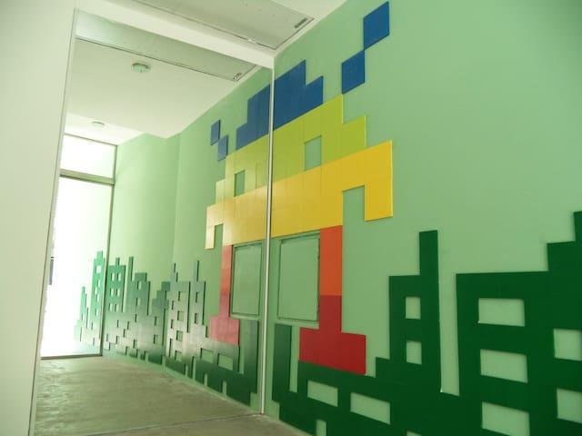 CONFORTABLE LOFT EN EL B. DE NUÑEZ - Buenos Aires - Loft