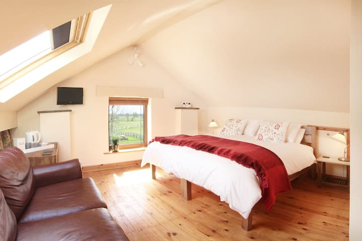 Farmstay en suite loft bedroom Castle Howard/York - North Yorkshire - Bed & Breakfast