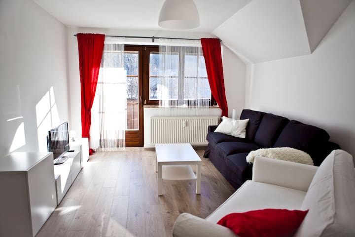 Apartment Edel-Stein - Sankt Lambrecht - Departamento