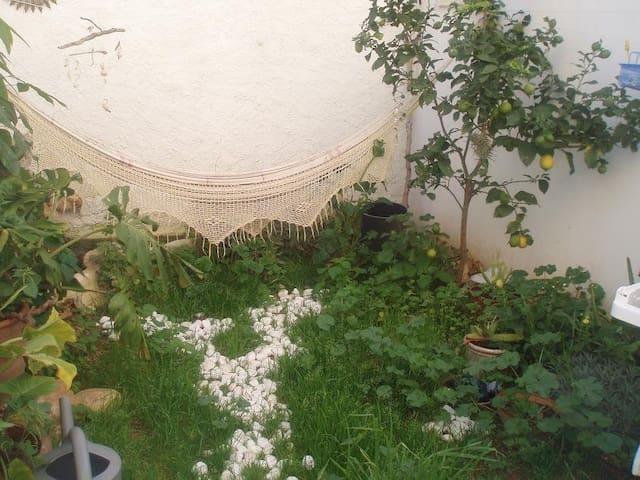 room- ground floor- garden-downtown - Palma de Maiorca - Casa