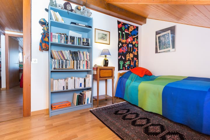 043 Nice room small budget in Rolle - Rolle - Departamento
