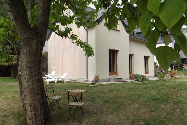 A House in Finistere - Port-Launay - Casa