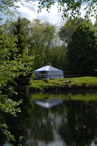 Dartmoor Yurt Holidays - Newton Abbot - Yurt