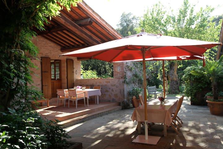 Encantadora casa de campo- Siena - Sovicille - Casa