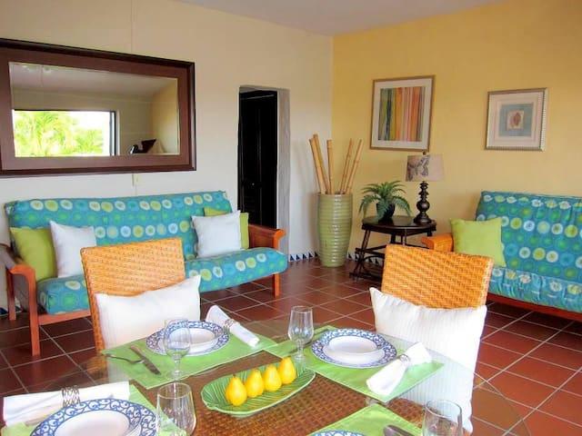 Villa inside Wyndham Rio Mar Resort - Rio Grande - Appartement