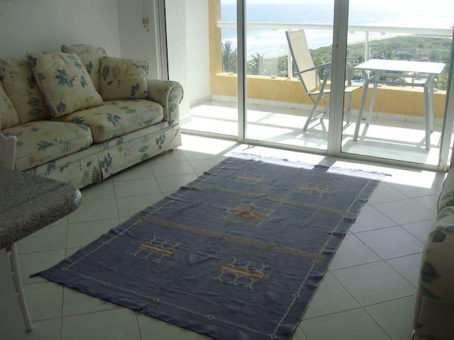 Beautiful beachfront condo  - La Asuncion - Appartement