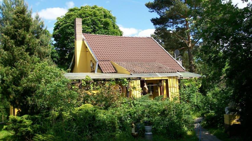 ferienhaus nahe Tropical , Lübben - Schönwald - Talo