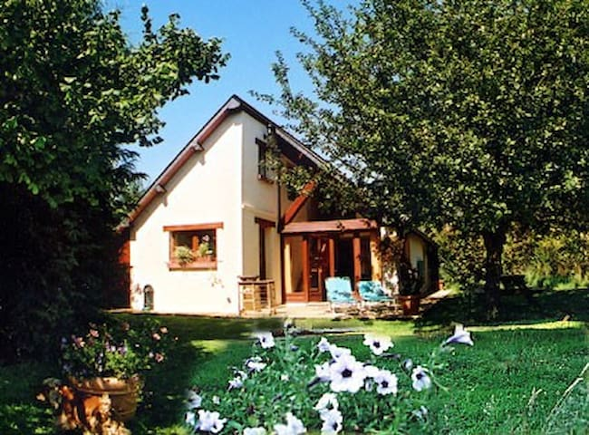 Lovely house for 6 per. sea&nature - Canapville - Hus