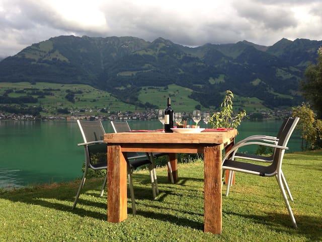 Villa Wilen. The Swiss premium for summer & winter - Sarnen