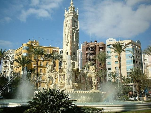 Appartment for rent in Alicante - Aitana - Appartement