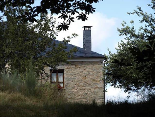 Apartamento 2 Casa da Bastida - A Fonsagrada - Daire