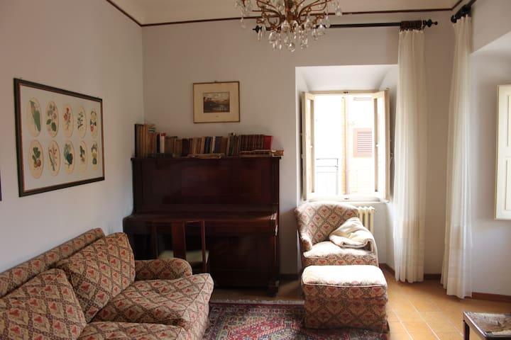 Casa Alessandrina  - Montefortino - Huis