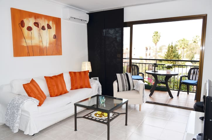 Apartment 50m from the beach - 阿爾庫迪亞