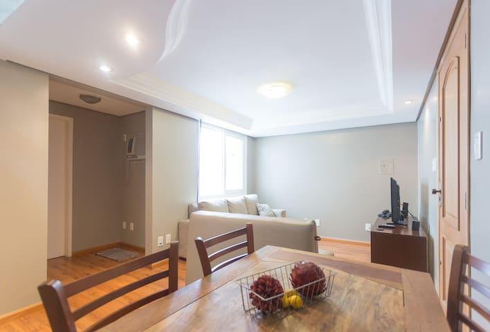 Apartment with every comfort - 阿雷格里港 - 公寓