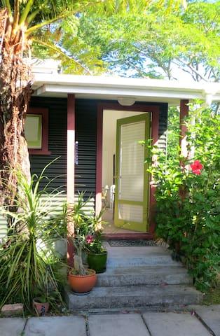 Sunny Garden Innercity Studio - Auckland - Leilighet