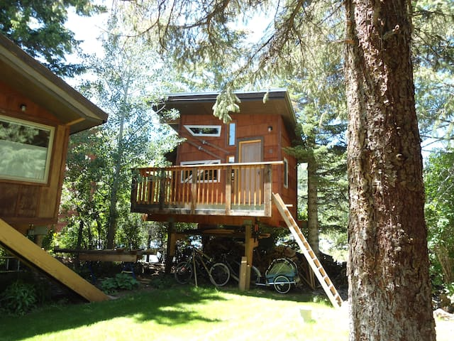 Cozy Heated Treehouse, Great for Mt Collectives - Ketchum