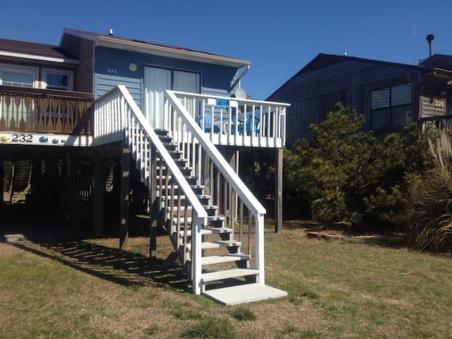 Little Blue Beach House - North Topsail Beach - Huis