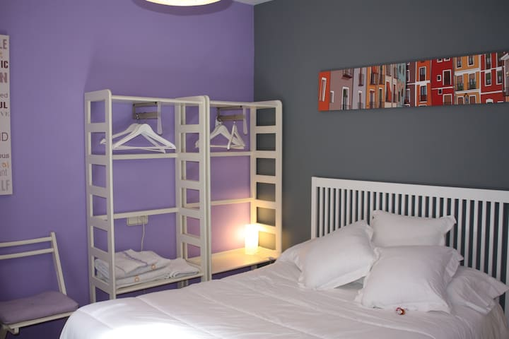 Bed&Breakfast in the enchanted city - Cuenca