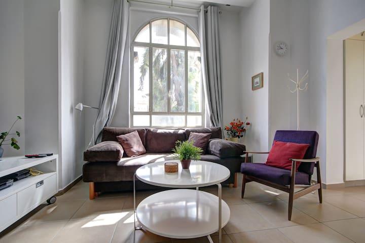 #1 Amazing apartment in City Center - Иерусалим - Квартира