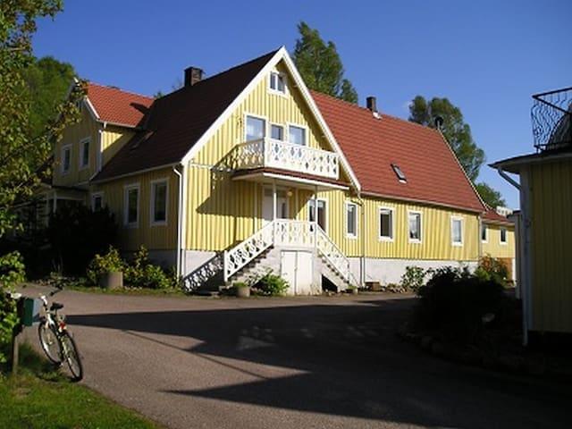 Ruim 2- persoonsappartement - Skånes Värsjö - Bed & Breakfast