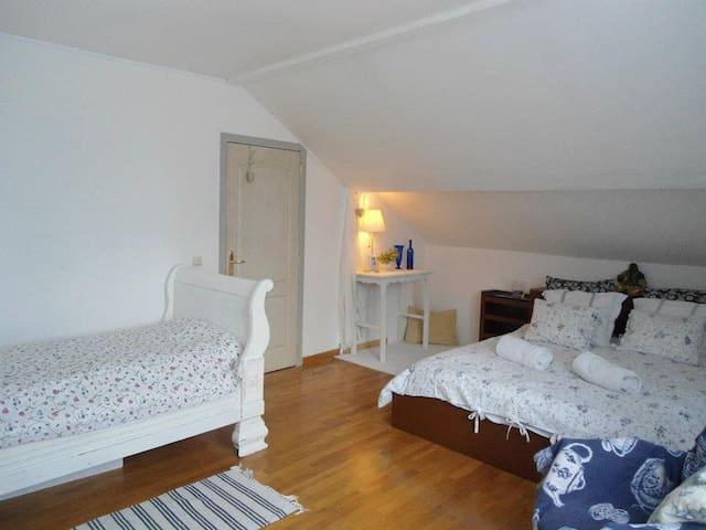 Chambres d'hôtes - Saint-Georges-sur-Meuse - Penzion (B&B)