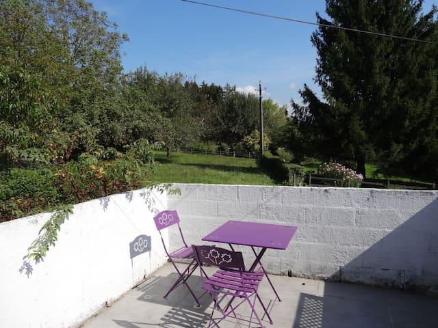 Maison proche rivière d'Ain - Neuville-sur-Ain - Hus