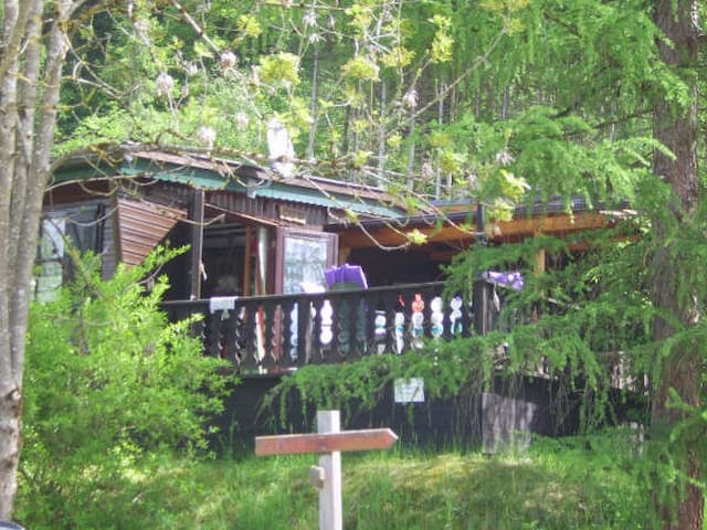 6-persons Holliday Cabin !! - Aschau im Zillertal - Cabaña