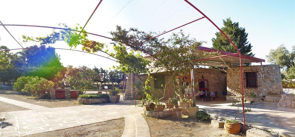 Villa in pietra con piscina Maldive del Salento - Pesculuse - Autre