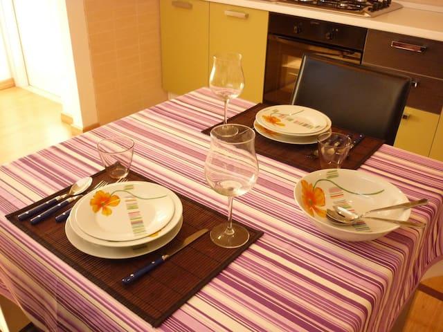 Porto Pino, Sant'Anna Arresi!  - Is Pillonis - Lägenhet