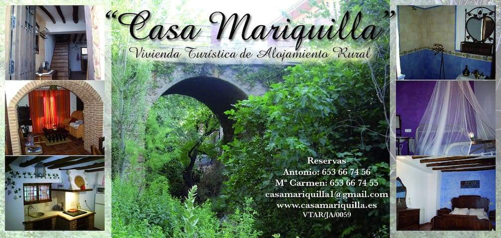 Casa Mariquilla - Frailes - Ev