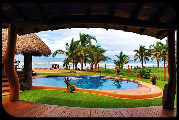 CASA LUNADELMAR - OCEANFRONT SUITES - Troncones - Villa