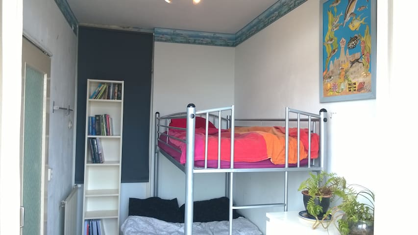 Second Cute Room Den Haag Centrum - ハーグ - アパート